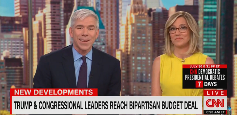 CNN's Alisyn Camerota On GOP's Deficit Hypocrisy: I Want The Obama Years Back