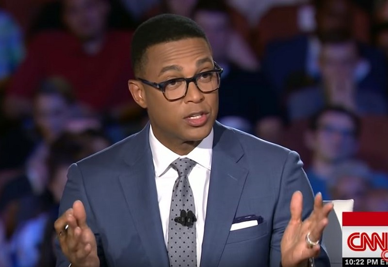 In Bid to Prove He Is Not Racist, Trump Calls African-American Don Lemon 'The Dumbest Man on Televison'