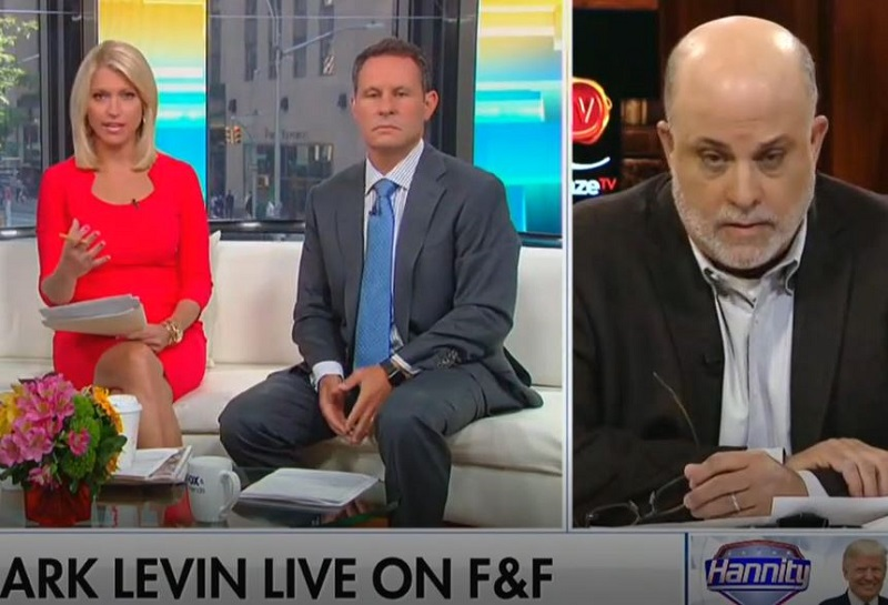 Fox News' Mark Levin Baselessly Suggests Mueller Is Suffering From Dementia