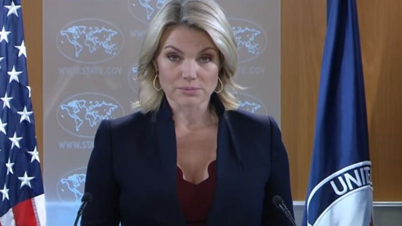 Heather Nauert and Fox News Deny She Was Paid By Network While She Worked for State