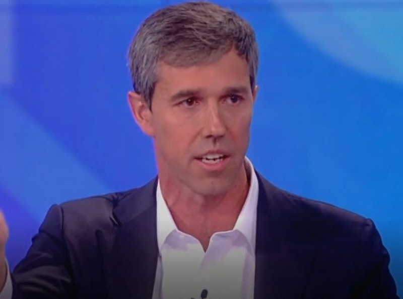 Beto O'Rourke Pushes Back on Meghan McCain on 'The View' Over Comparing Trump Rallies to Nuremberg