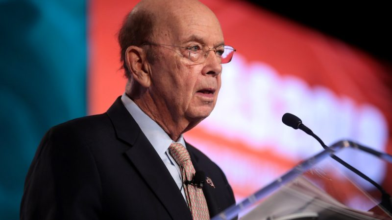 Trump May Fire Commerce Secretary Wilbur Ross Over Census Defeat