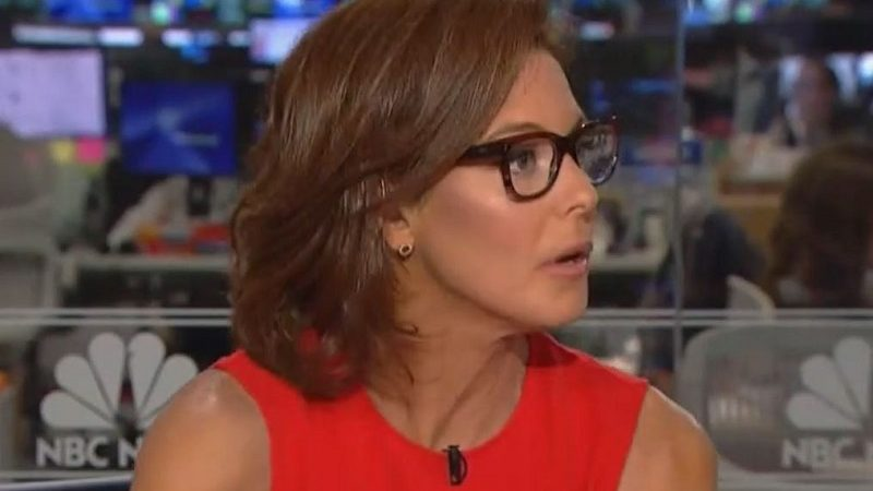 MSNBC's Steph Ruhle Wonders If Kamala Harris Is 'Too Black' for Moderate Republicans