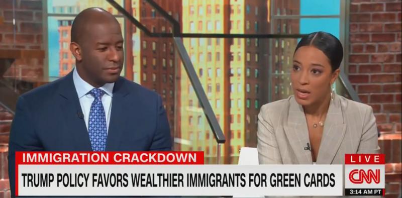CNN's Angela Rye Asks Bakari Sellers: When Was America Better Than Trump's Racism?