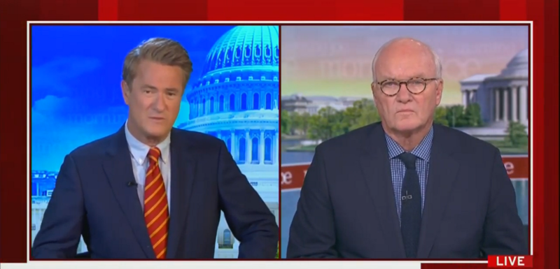Joe Scarborough: Trump's Disloyalty Comments Are Exactly How Jews Were Attacked In Germany