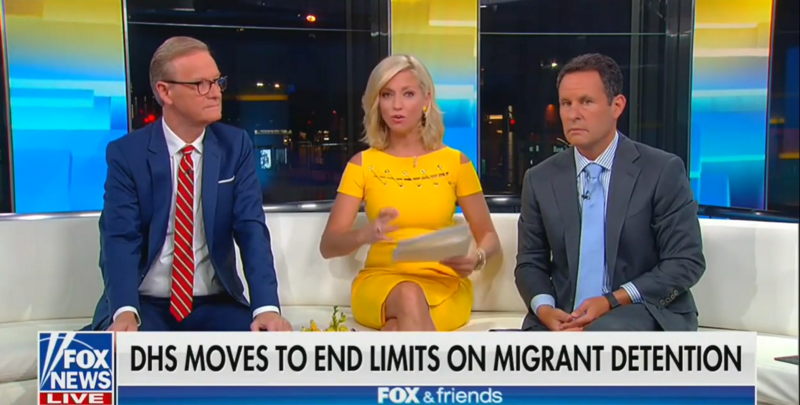 Fox News' Brian Kilmeade: Abusing The Asylum System Is Worse Than Being A Killer Or Criminal