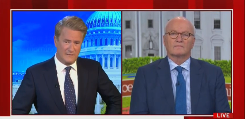 'Morning Joe': Americans Are Exhausted By A President Who Can Barely Remember Where He Is
