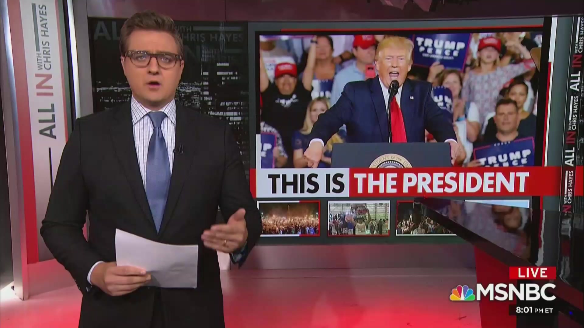 Chris Hayes: Trump and Republicans 'Have Disqualified Themselves From Support of Decent People'