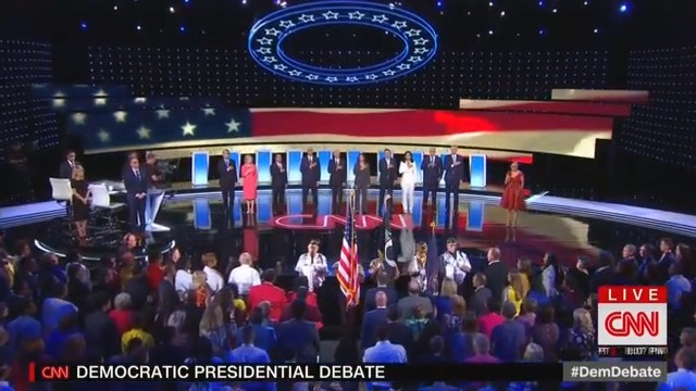 10.7 Million Viewers Tune Into Second Night of CNN Dem Debates, Up 24% Over First Night