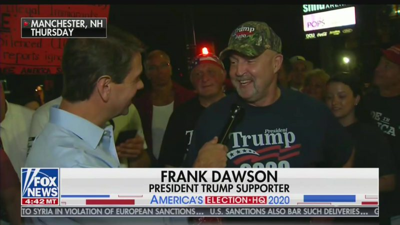Trump Supporter Who the President Mocked as Fat Says 'Everything's Good': 'I Love the Guy!'