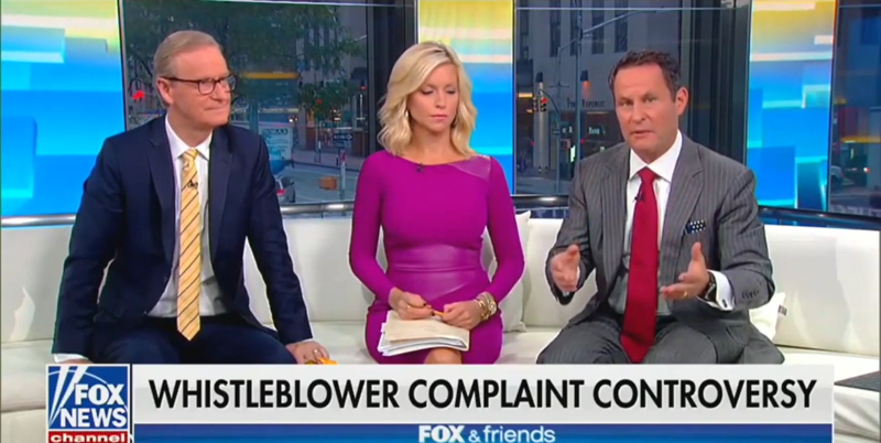 Fox's Steve Doocy: 'Off-the-Rails Wrong' if Trump Withheld Aid Unless Ukraine Investigated Biden