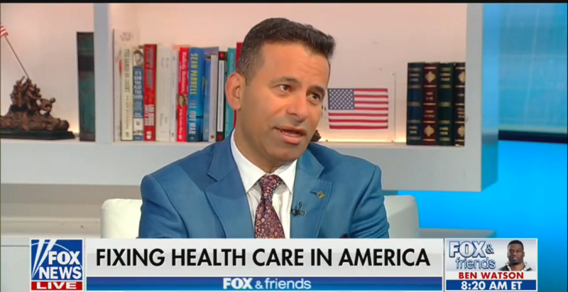 Fox News' Advice On Medical Debt: Negotiate The Price With Your Doctor Before Treatment