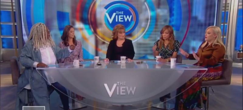 Whoopi Goldberg Shuts Down Meghan McCain: 'Don't Be So Dismissive When You Talk'
