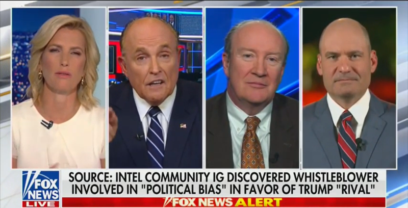 "Rudy Giuliani Yells at Fox News Guest: ""Shut up, Moron! Shut up!"""