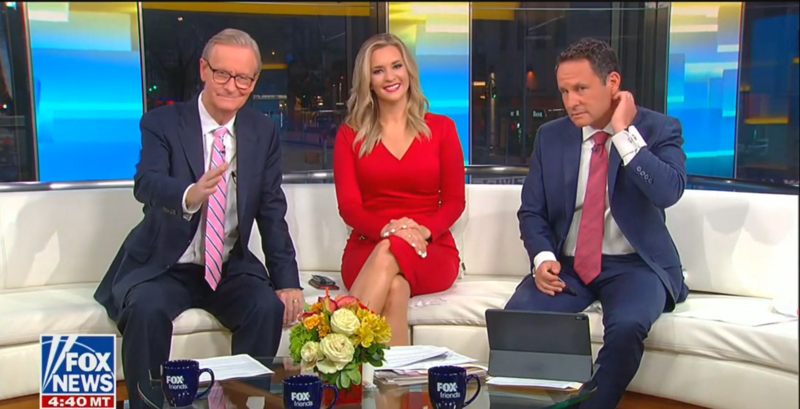 Fox Hosts Joke About New Storm Hitting Alabama: Get Your Sharpie Out