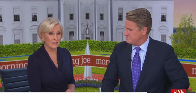 'Morning Joe' Mocks Trump's Priorities: Iran Isn't Intimidated by the Border Wall