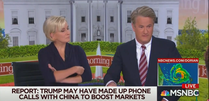 'Morning Joe' Mocks Fox's Stuart Varney: This Is Performance Art Or Monty Python