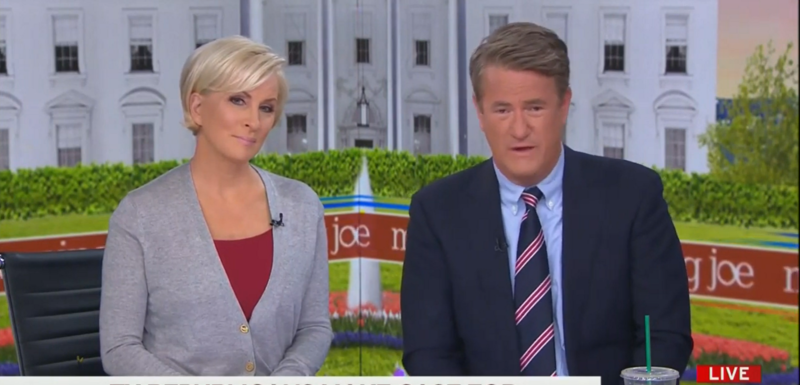 Joe Scarborough: When Did Jesus Say Blessed Are Those Who Have AR-15s?