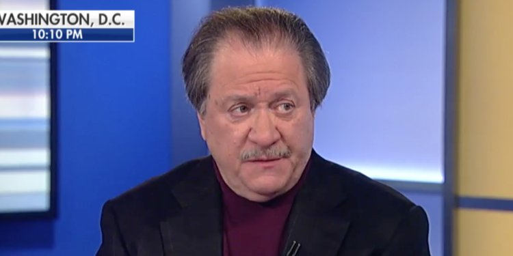 Joe diGenova: We Were in Contact With Giuliani About Ukraine-Biden, 'Absolutely False' That Trump Was Involved