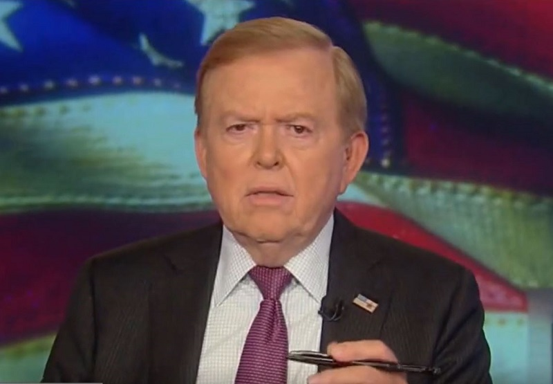 Lou Dobbs Says Trump's White House So Happy, There Is 'Sunshine Beaming Throughout the Place'
