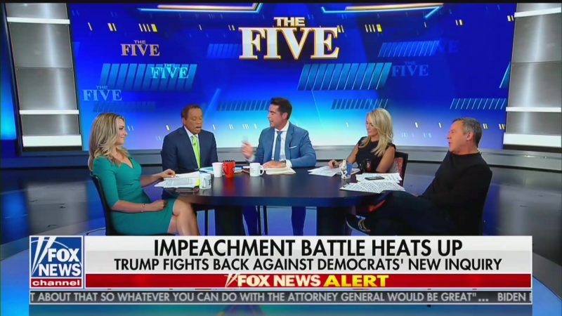Fox Panel Implodes After Juan Williams Accuses Colleagues of Pushing White House Talking Points