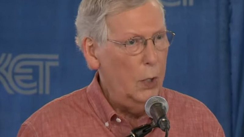 'Some Don't Like Him, and Some Hate Him': New Profile Shows Hatred of McConnell in Kentucky Runs Deep