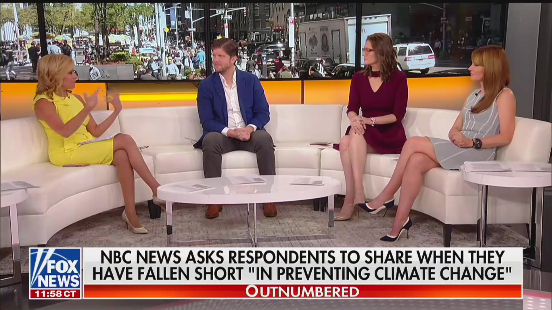Fox News Hosts Chastise Conservative Pundit for Mocking Greta Thunberg: 'She's a Kid!'
