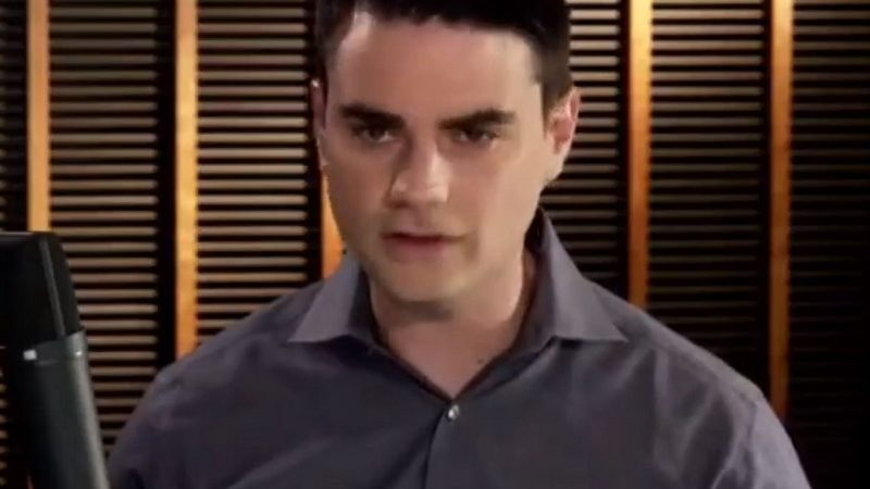 Ben Shapiro Demands to Know What Brett Kavanaugh's Junk Looks Like