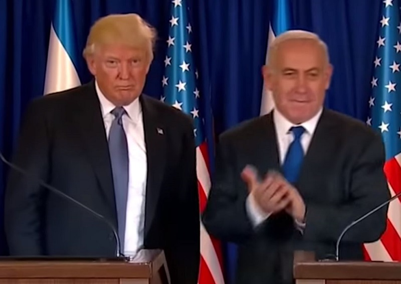 Israel Accused of Planting Spying Devices Near White House to Capture Trump's Cellphone Calls