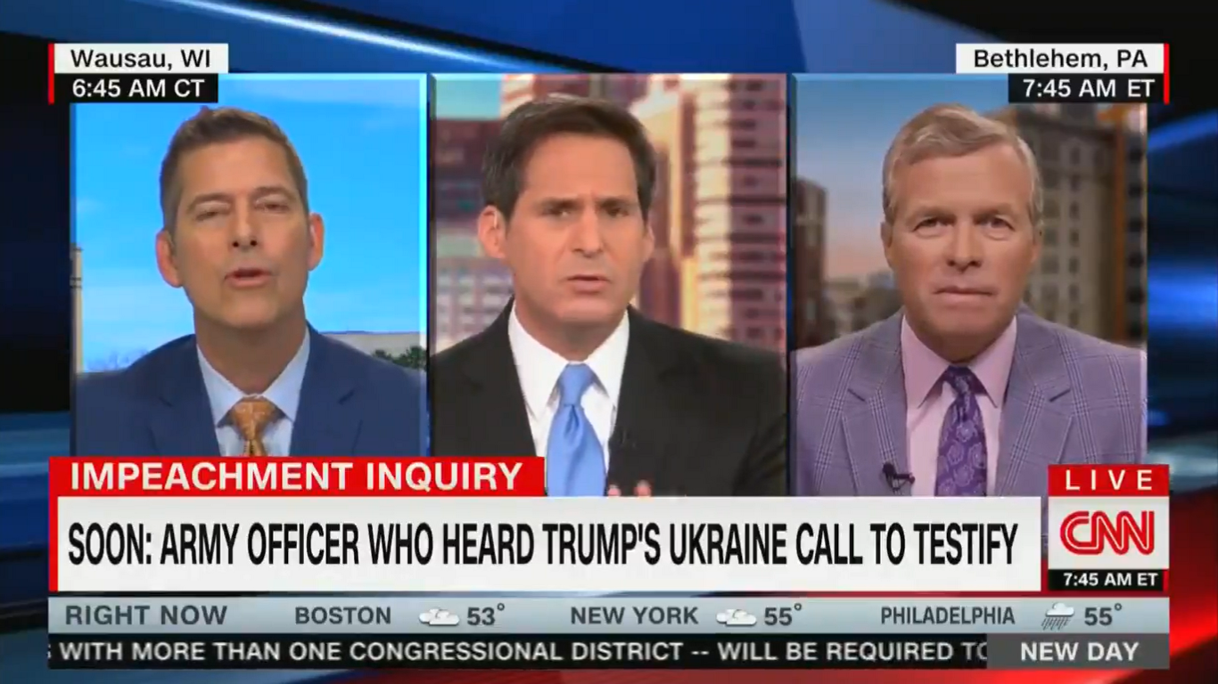 Sean Duffy Questions Iraq War Vet Alexander Vindman's Loyalty: 'He Speaks Ukrainian'