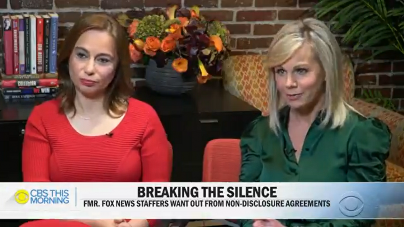 Gretchen Carlson and Julie Roginsky Demand Fox News Releases Them from NDAs: 'We Want to Speak for Ourselves'