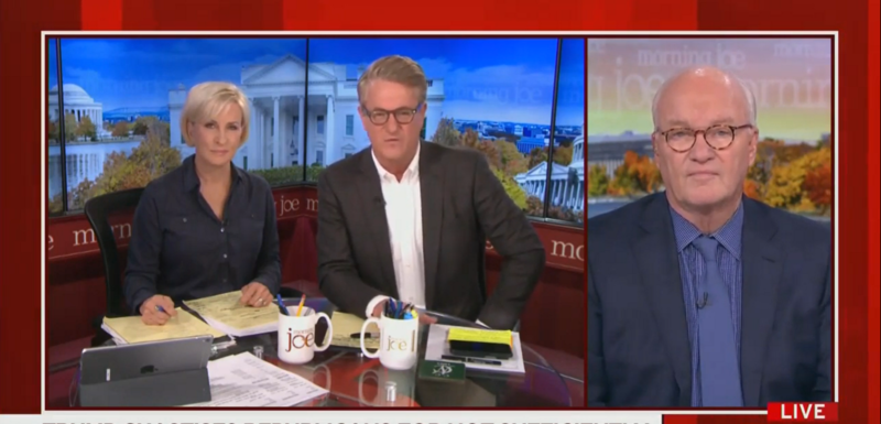 Joe Scarborough: 'Mike Pence Would be President by Noon' if Senate Republicans Could Vote in Secret