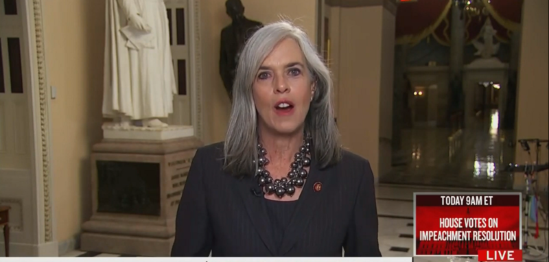 Democratic Rep. Katherine Clark on Impeachment: Facts 'Are Painting a Stark Picture of Betrayal'