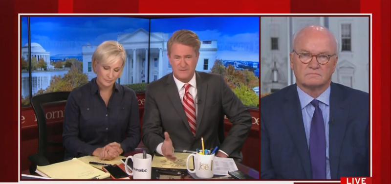 Joe Scarborough Blasts 'Sniveling, Quisling' GOP Senator Ron Johnson for Defending Trump