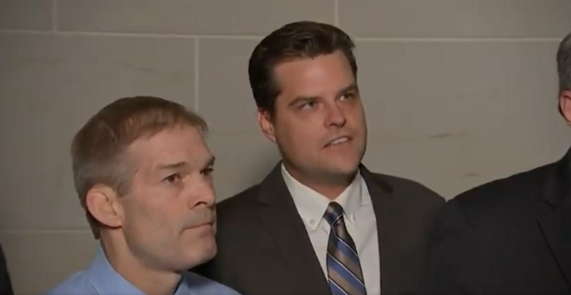 GOP Rep. Matt Gaetz: Impeachment Is 'Kangaroo Court' and Schiff's 'Acting Like a Malicious Captain Kangaroo'