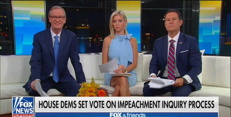Fox's Brian Kilmeade Repeatedly Says Impeachment Witness Alexander Vindman Is 'From the Soviet Union'