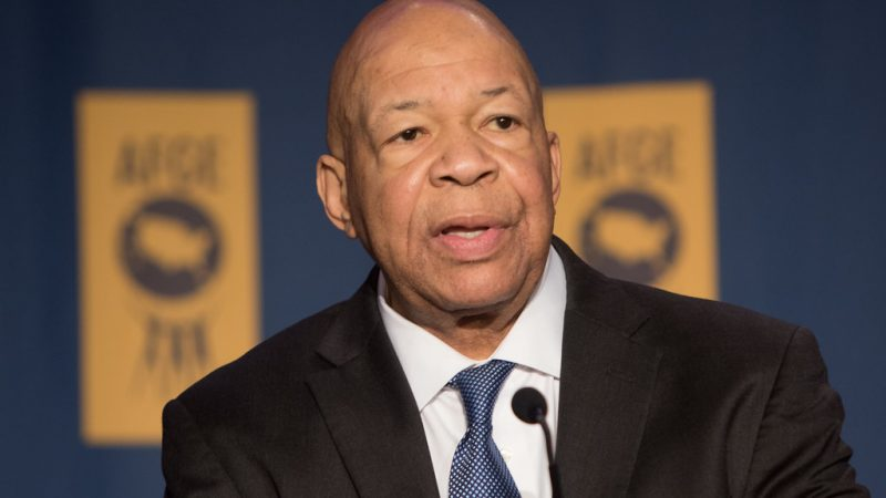 Democratic Rep. Elijah Cummings Dies Aged 68