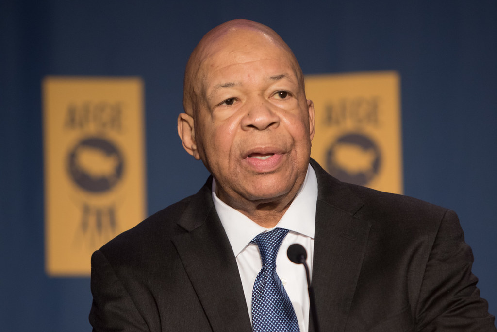 Democratic Rep. Elijah Cummings Dies Aged 68