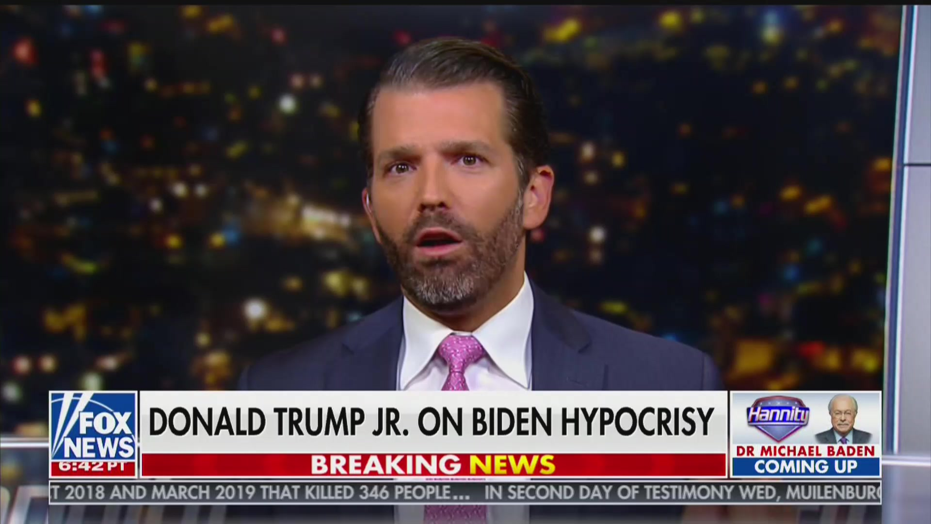 Donald Trump Jr: I Wish I Could 'Make Millions Off of My Father's Presidency' Like Hunter Biden