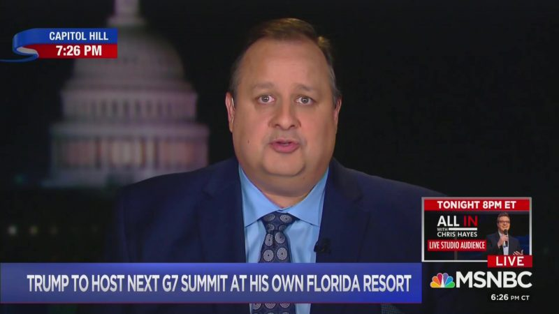 Ex-Ethics Chief Slams Trump for Hosting G-7 at Own Resort: 'If This Is Not Corrupt, Nothing Is'