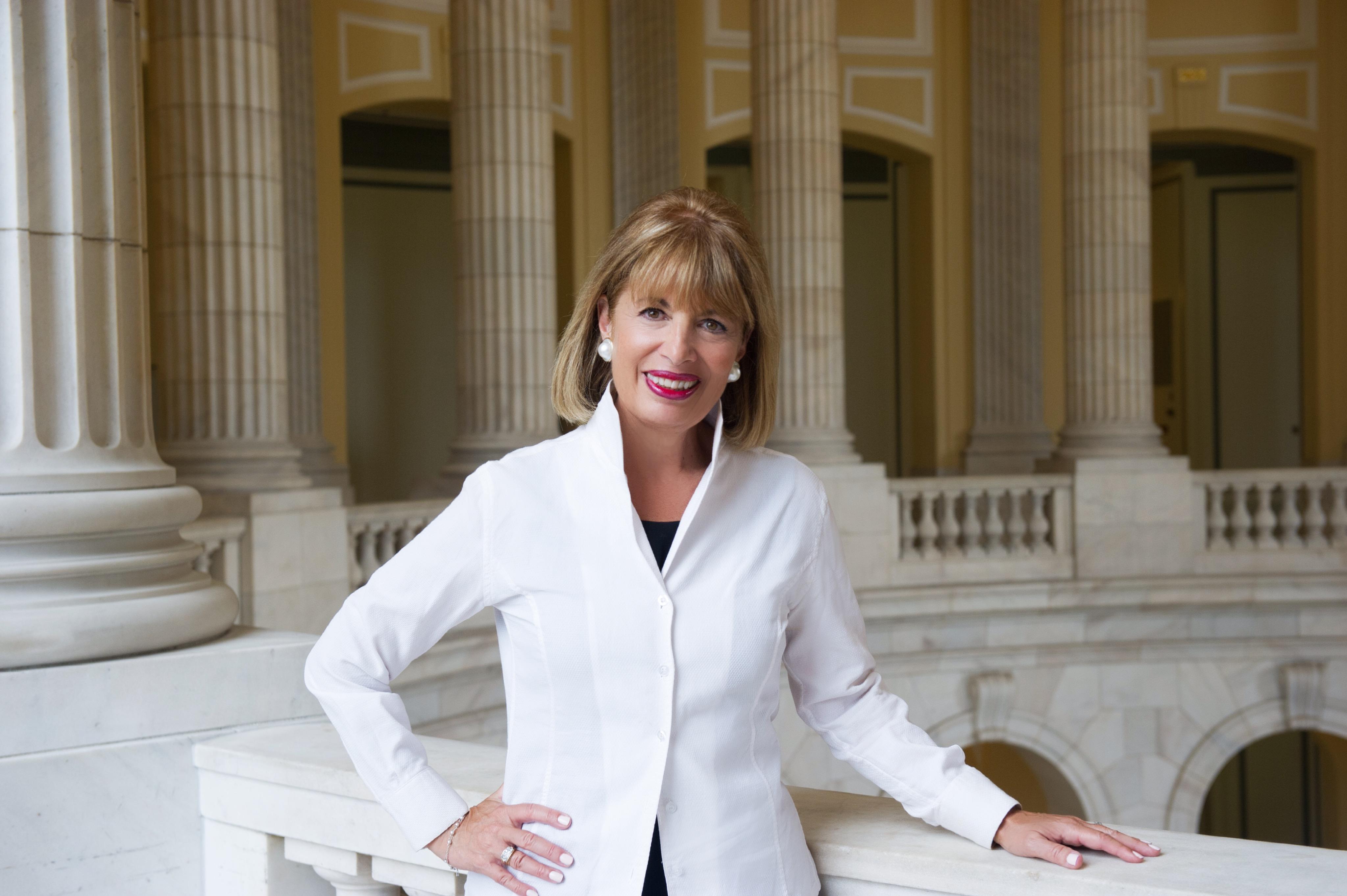 Democratic Rep. Jackie Speier, Who Was Shot at Jonestown, Tells Devin Nunes Impeachment Inquiry Isn't a Cult