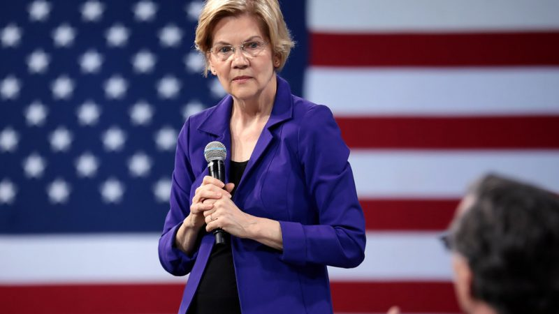 Elizabeth Warren Will Drop Out of the Presidential Race