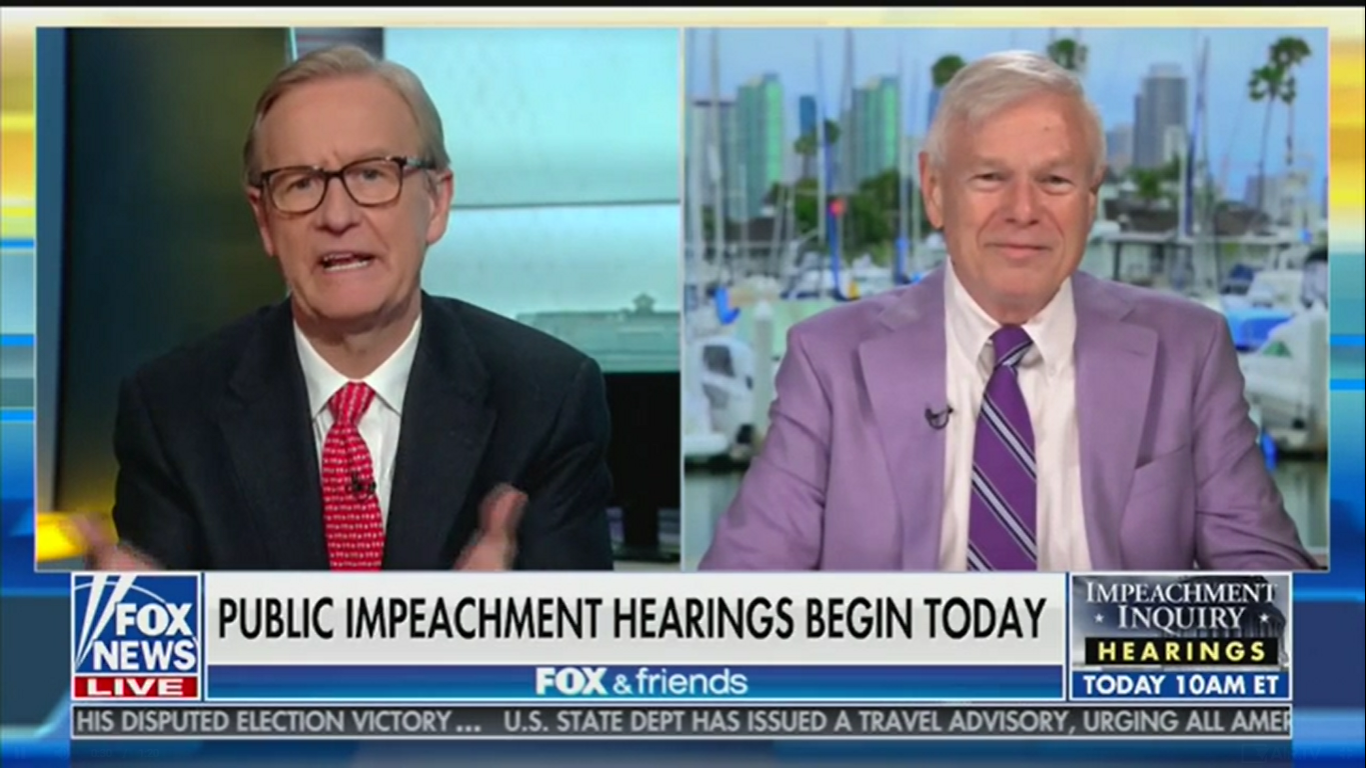 Howie Carr Says Impeachment Is Like Christmas for Democrats: They're Looking for the Pony