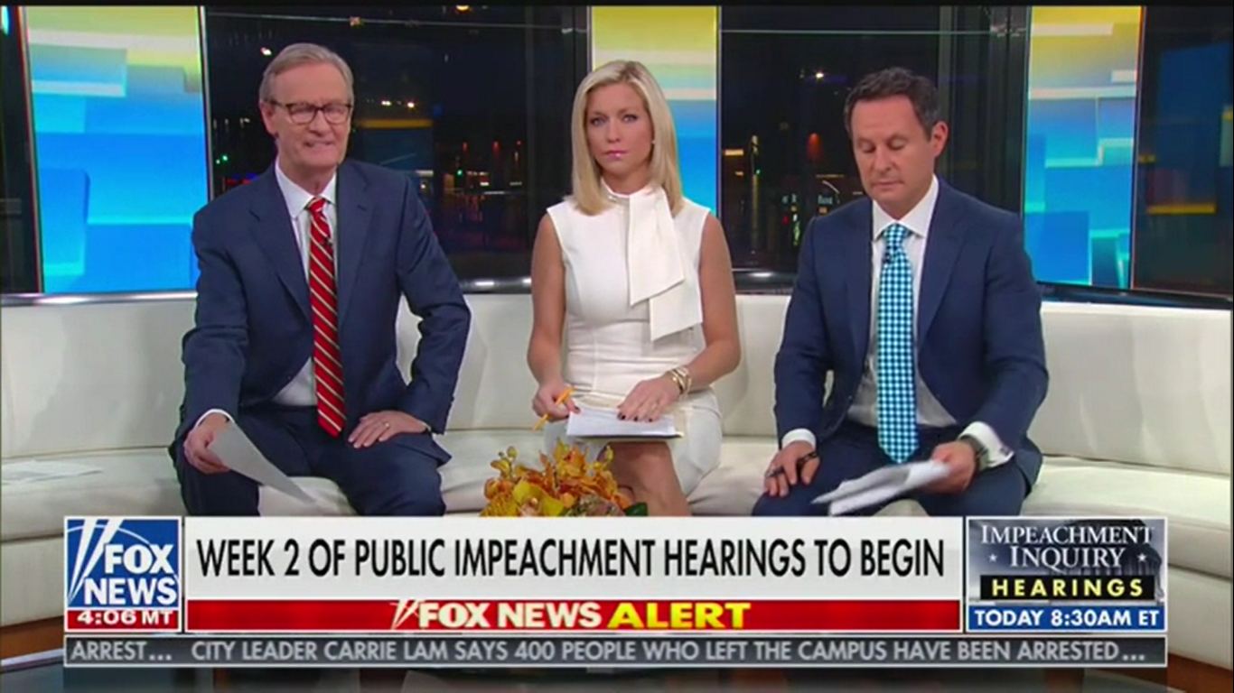 'Fox & Friends' Advise Trump on Today's Impeachment Hearing: 'Don't Tweet During It'