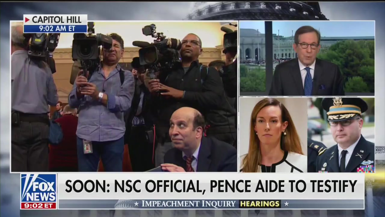 Chris Wallace: Trump Testifying on Impeachment Would Be Like Prince Andrew's Trainwreck Epstein Interview