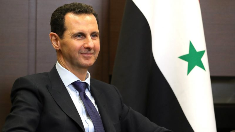 Syrian Dictator Bashar al-Assad Calls Trump 'The Best American President': 'A Transparent Foe'