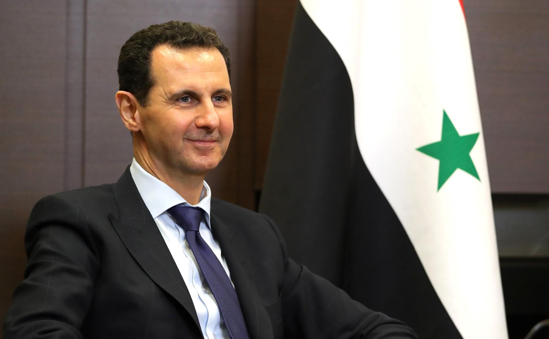 Syrian Dictator Bashar al-Assad Calls Trump 'The Best American President': 'A Transparent Foe'