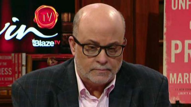 Fox News' Mark Levin Names Alleged Whistleblower on His Radio Show