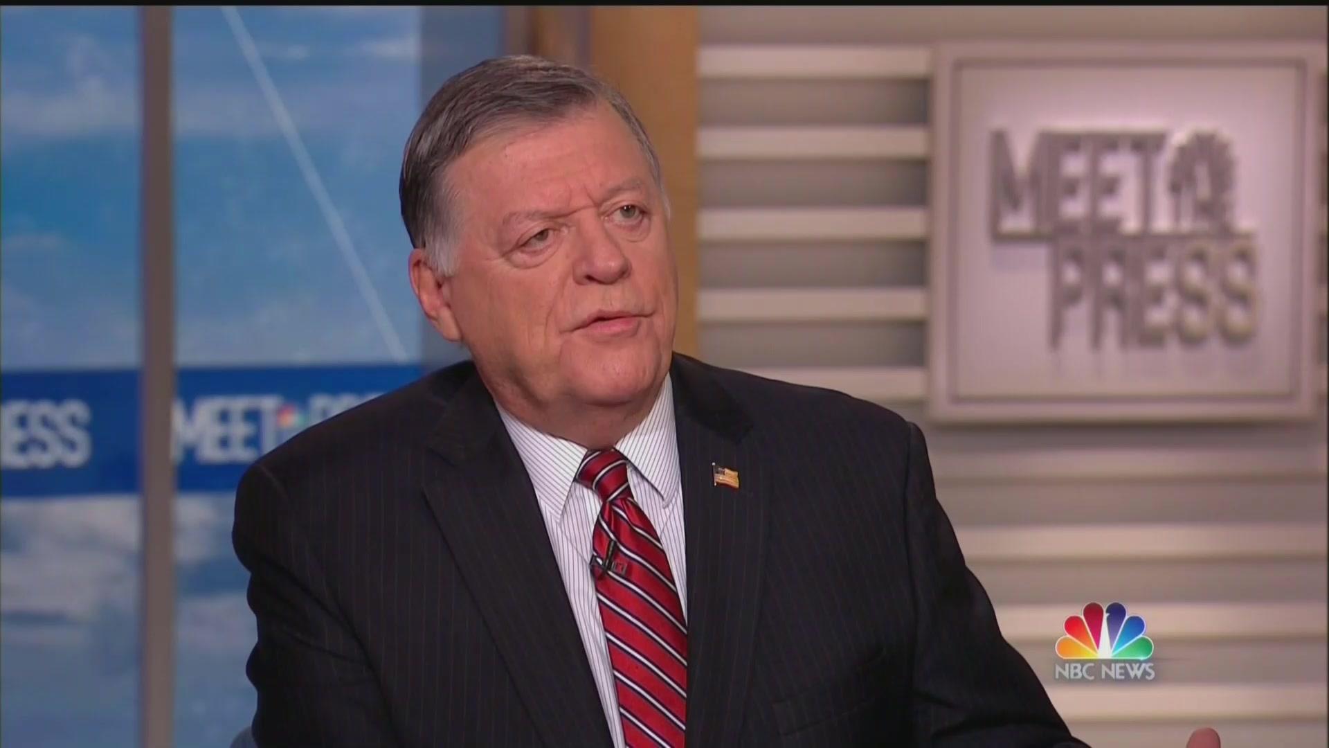 GOP Congressman: I Haven't 'Closed the Door' on Impeachment