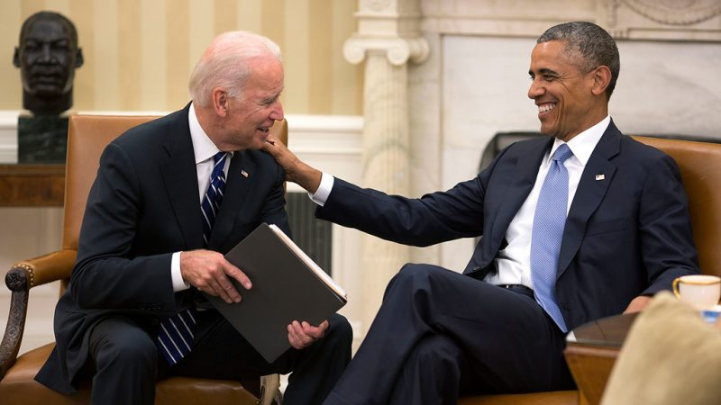 Obama Campaigns for Biden, Tells Voters: 'This Is Not a Reality Show'